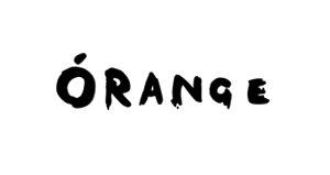 ORANGEロゴ