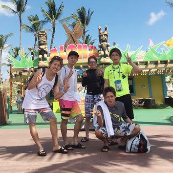 ハワイ&北海道旅行