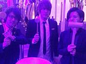 GOLDMANCLUB/新年鏡割り