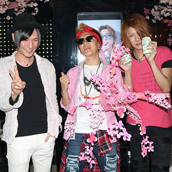 RAPHAEL/花見イベント