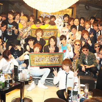 TOPDANDY / 22周年イベント