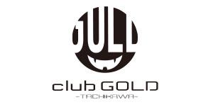GOLD -TACHIKAWA-ロゴ