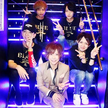 BLUE/天使赤鵺EP入店祭