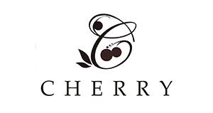 CHERRY -BLACK-ロゴ