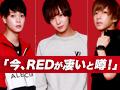 今、REDが凄いと噂!