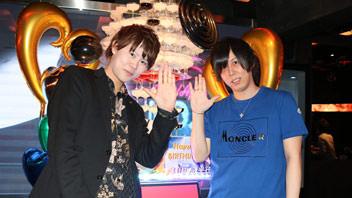 HYDROGEN /皐月producer&光代表バースデーイベント