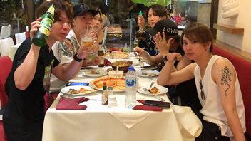 CANDY/社員旅行 一陣タイ プーケット組編・二陣マカオ組編・三陣フィリピン マニラ ボラカイ島組