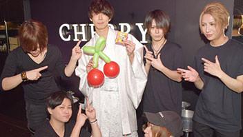 CHERRY/豪#go代表取締役バースデー&就任イベント