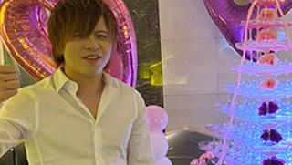 SHINY/酒 一器バースデーイベント