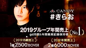 #きらお / CANDY