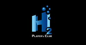 H2 -HYDROGEN player's club-ロゴ