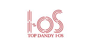 TOP DANDY I-OSロゴ