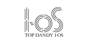 TOP DANDY I-OSロゴ