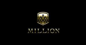 MILLIONロゴ