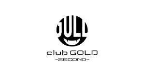 GOLD secondロゴ