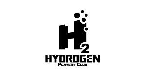 HYDROGENロゴ
