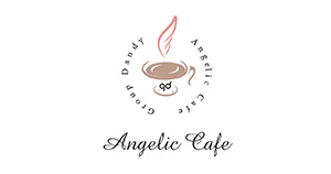 Angelic Cafeロゴ