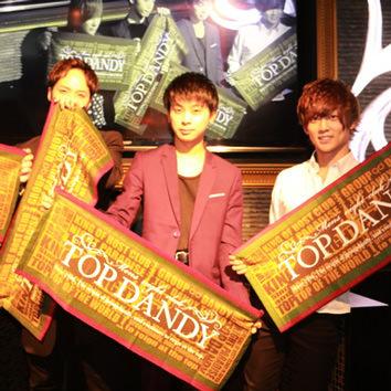 TOPDANDY/入店祭...