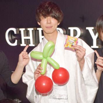 CHERRY/豪#go代表取締役バースデー...