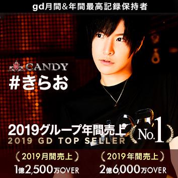 #きらお / CANDY...