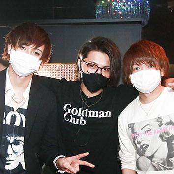 GOLDMAN CLUB/入店祭...