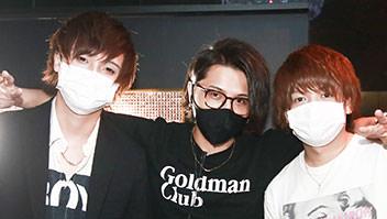 GOLDMAN CLUB/入店祭